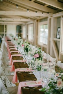 Charming rustic centerpieces that will fill up your tables 18