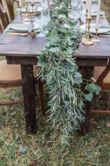 Charming rustic centerpieces that will fill up your tables 24