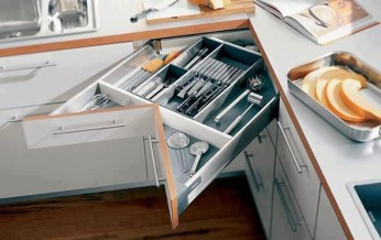 Handy corner storage ideas that will maximize your space 34