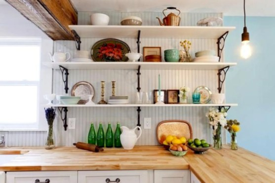 Inventive kitchen countertop organizing ideas to keep it neat 13