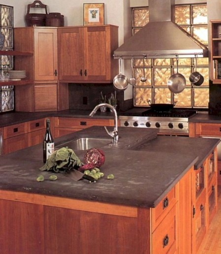 Inventive kitchen countertop organizing ideas to keep it neat 21