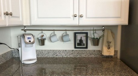 Inventive kitchen countertop organizing ideas to keep it neat 43