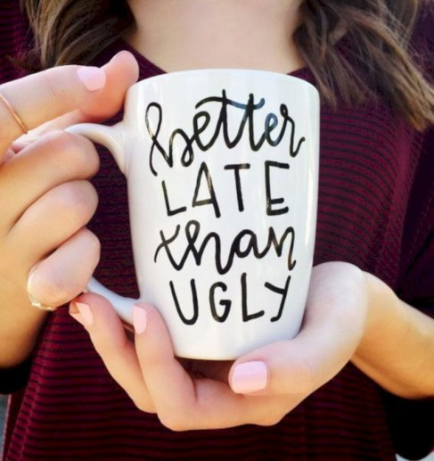 On a budget diy coffee mug holders you can easily make 01