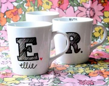 On a budget diy coffee mug holders you can easily make 34