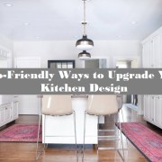8 eco-friendly ways to upgrade your kitchen design
