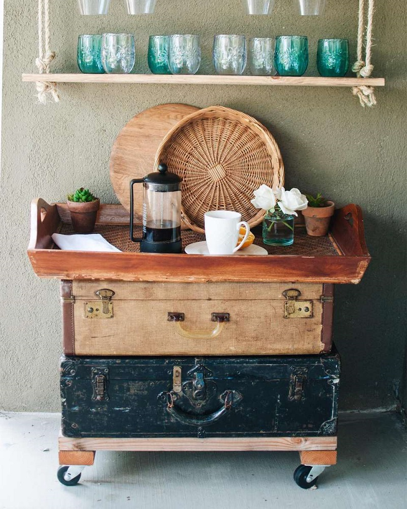 Charming Cart Suitcase