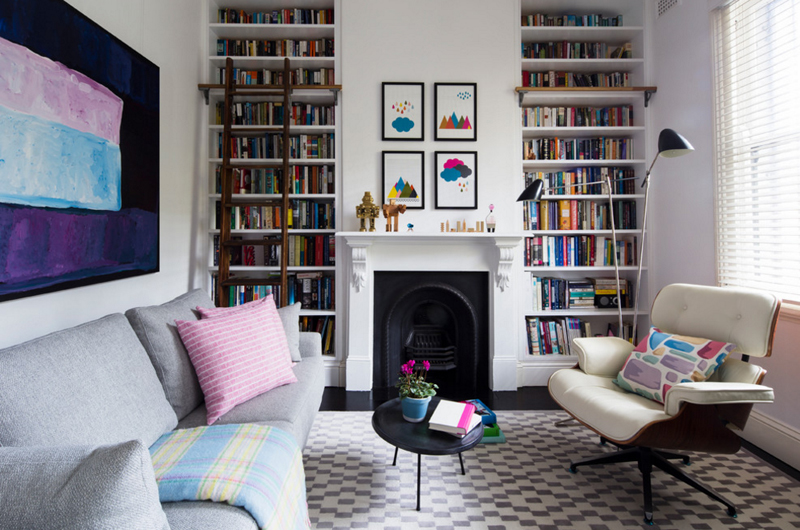 Child-Friendly Living Room