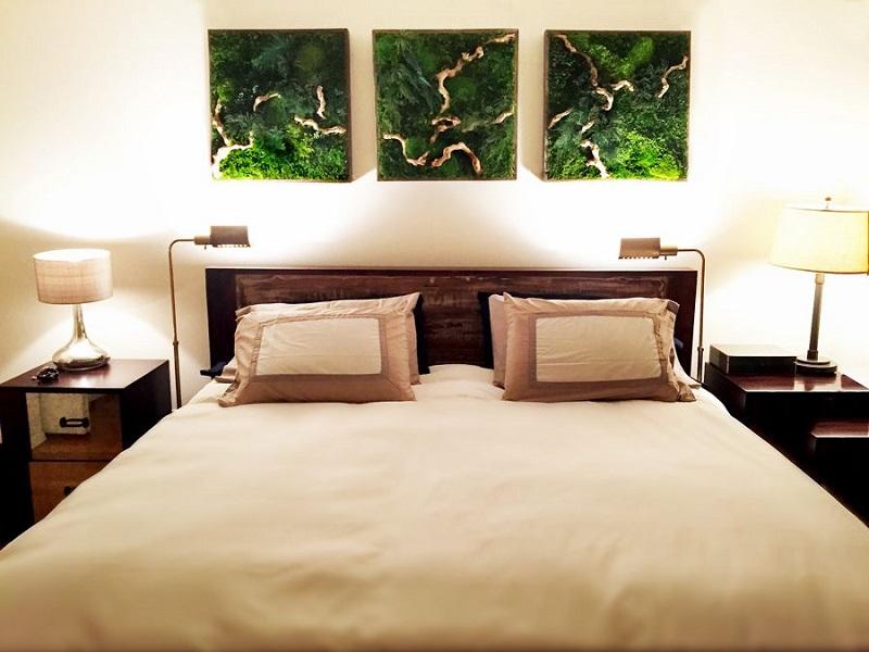 Enliven a Neutral Bedroom