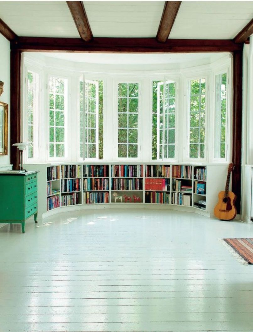For A Small Home Library
