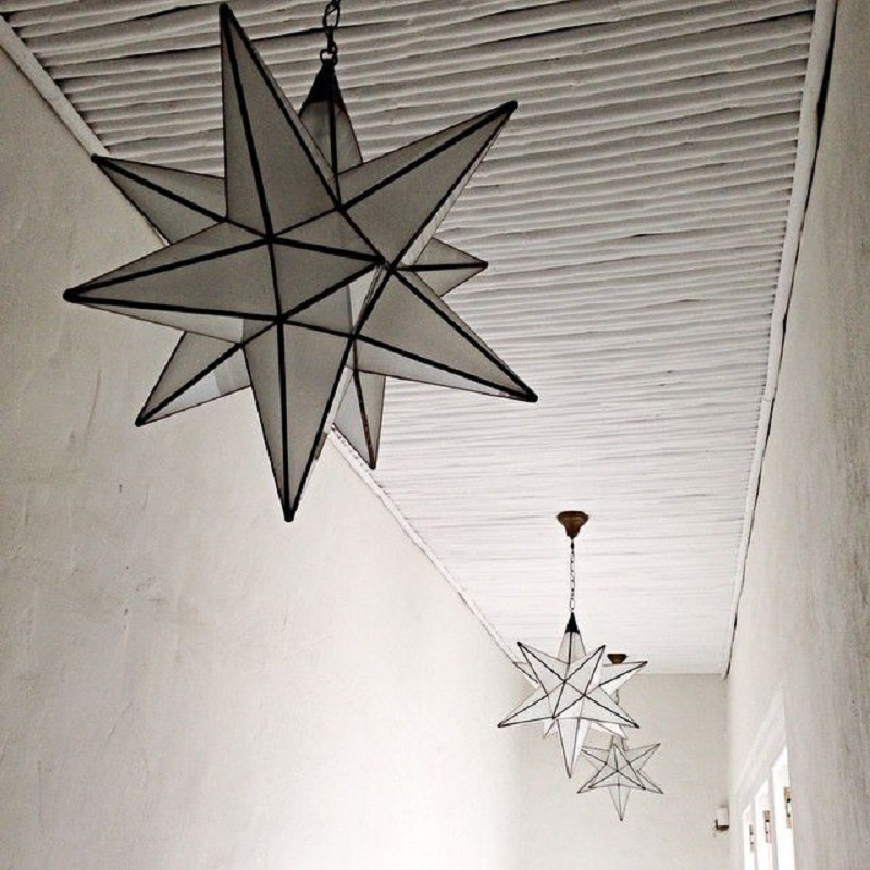 Star Light Fixtures