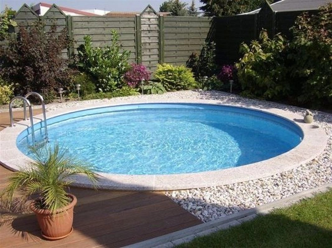 25 Small Backyard Designs With Swimming Pool That You Ll Love