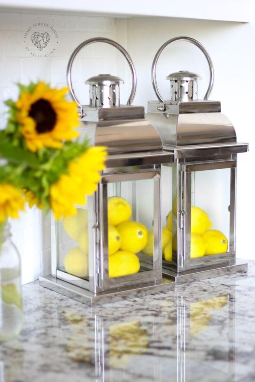 Modern Metal Lanterns