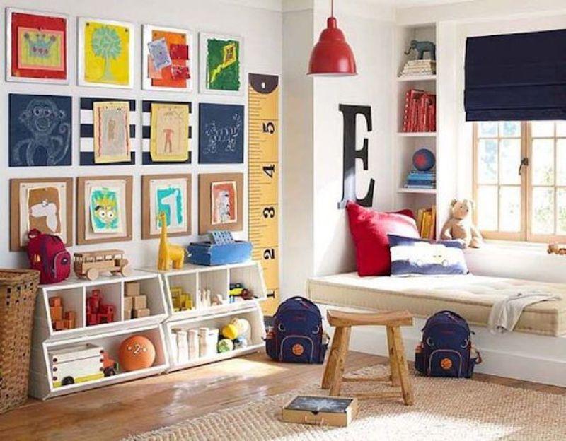 Cork For Kid's Room