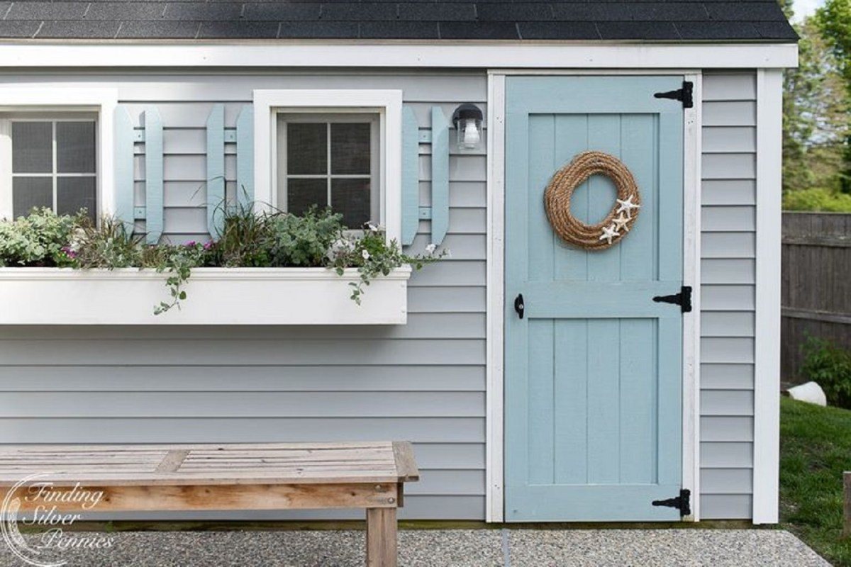 Diy coastal window boxes Blissful DIY Window Boxes To Step Up Your Most Gorgeous Outdoor Decoration