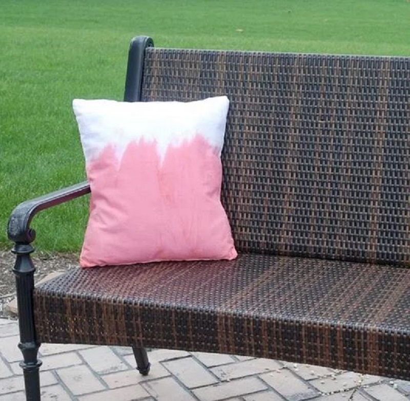 All-weather outdoor cushion
