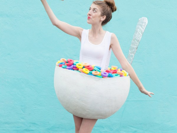 DIY Tantalizing Food Costume Ideas To Have Tempting Halloween Celebration