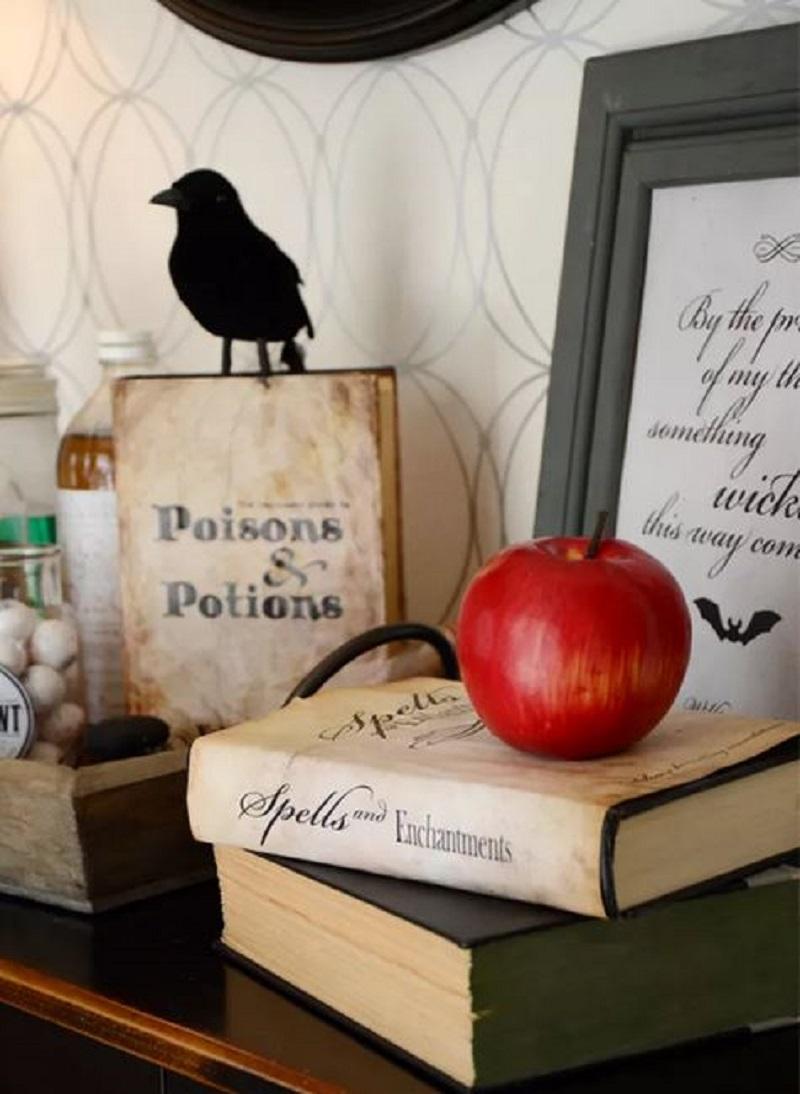 Diy printable spells book