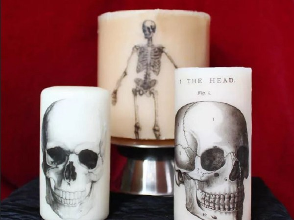 Simple ways to turn your home into a haunted mansion with skulls for halloween party
