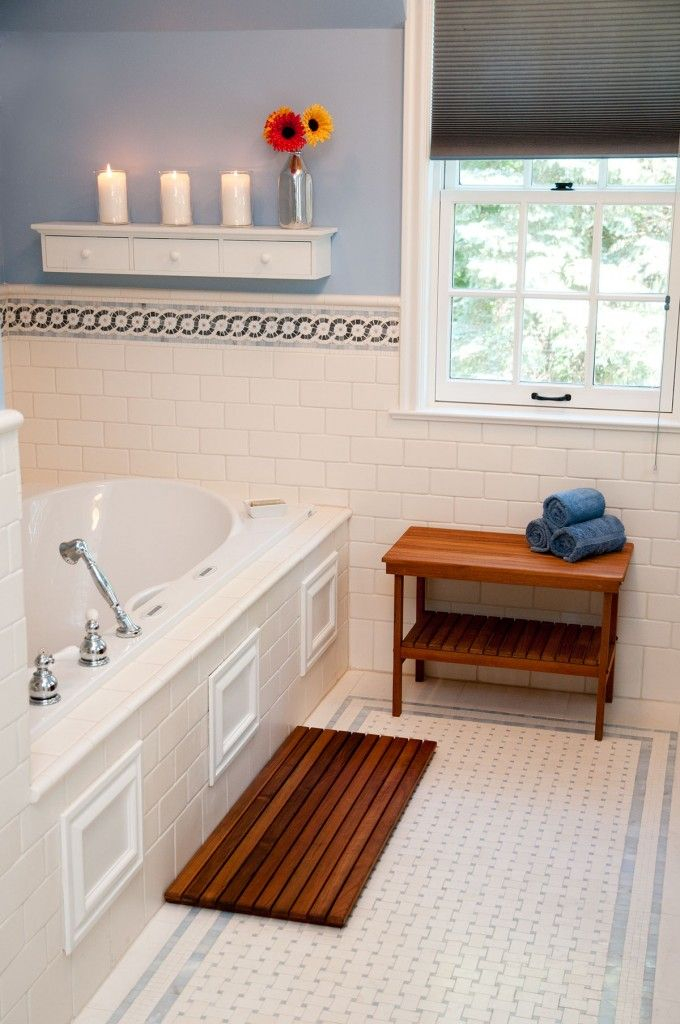 Teak wood bath mats DIY Spa-Like Bathroom Mat Ideas That Made Of Nature Materials.