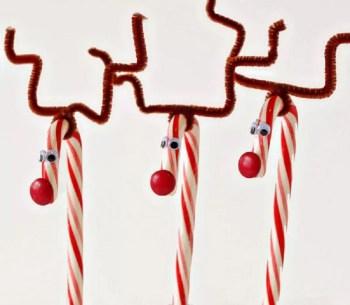 Candy stick craft