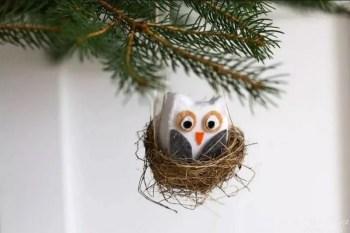Diy felt owl