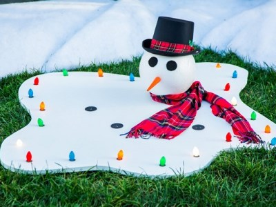Homemade Outdoor Decoration Ideas To Complete Your Christmas Celebration