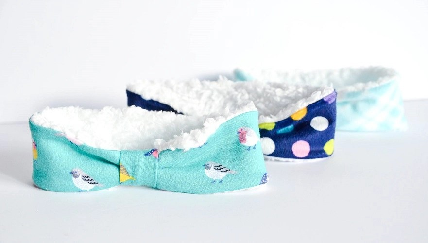 Diy winter headband for babies DIY Stylish Clothes And Accessories To Warm You Up This Winter