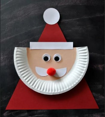Simple santa craft