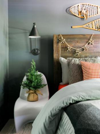 Cabin-inspired retreat