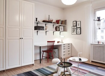 Cozy apartment decoration to get warm during winter that so stylish 7