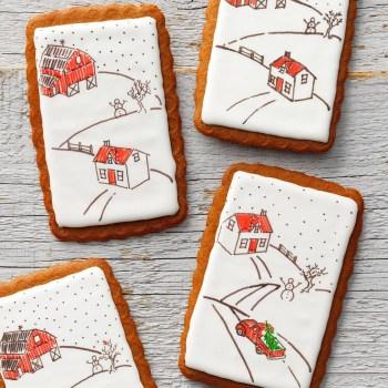 Cute edible cards