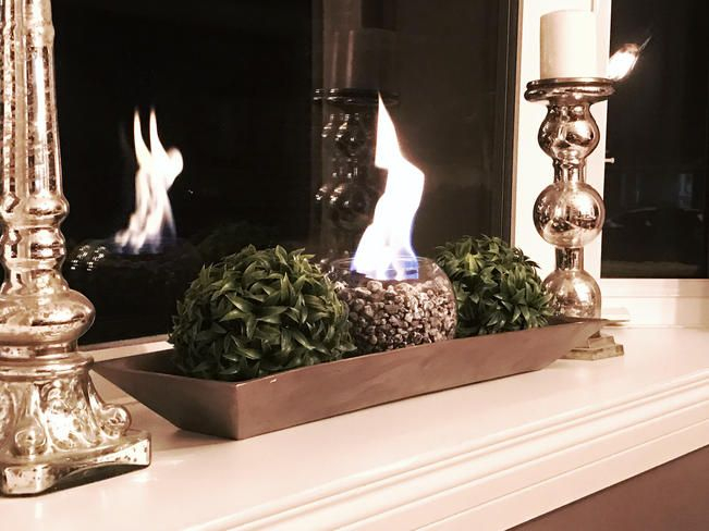Diy indoor glass bowl tabletop fire pit DIY Simple And Warm DIY Mini Tabletop Fire Pit That Perfect For Small Spaces