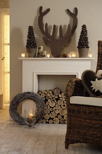 Fireplace Applicable Cozy Steps To Get Your Living Room Ready This Winter