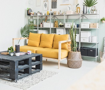 Diy sofa Stylish Comfortable DIY Project For Your Entertaining Living Room