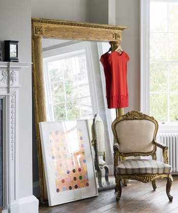 Mirrors for a view beyond Restyle Your Home Interiors On A Budget With Decor Hack Ideas