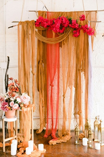 DIY Photo Backdrop Ideas To Rock Your Unforgettable Moments