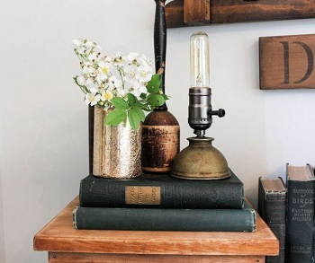 DIY Oil Lamp Ideas As A Blessing In Disguise