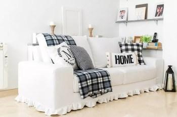 Diy cool sofa slipcover