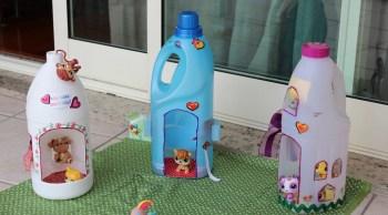 Diy little dollhouses