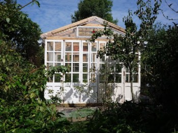 Low Cost Greenhouse