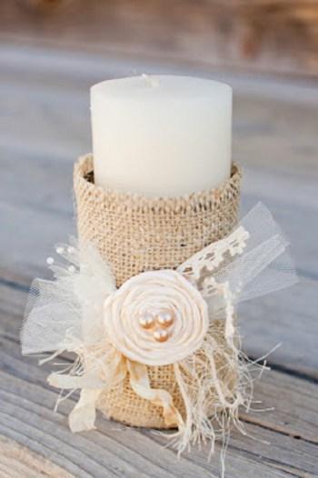 Wonderful candle holder
