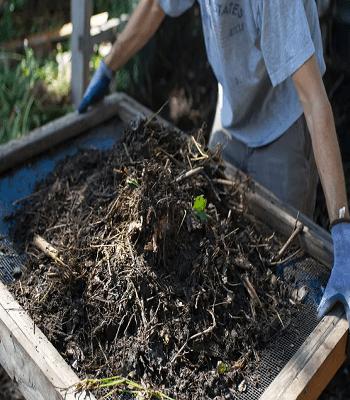 Diy compost screen DIY Compost Bin Plans You Can Do For Your Garden