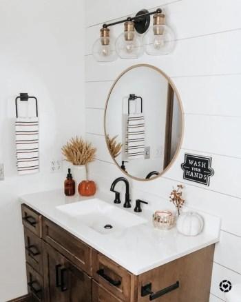 Fall in the bathroom