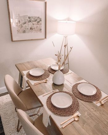 Simple ways to upgrade apartment decor this fall 3