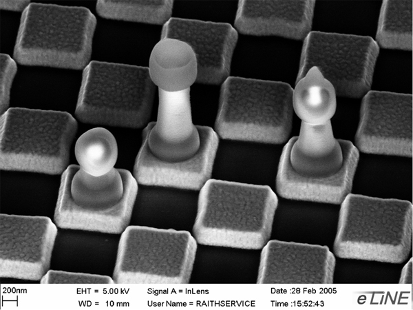 Nano-Chess by A. Linden & S. Bauerdick
