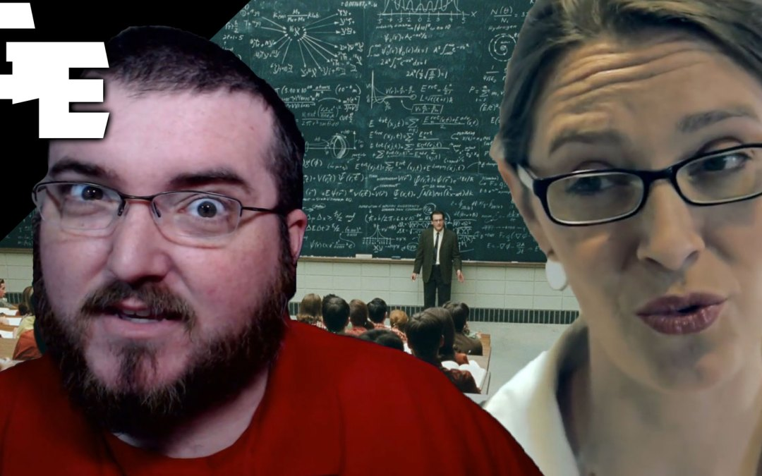 Hypocritical Anti-Christian College Classroom Proves God Exists