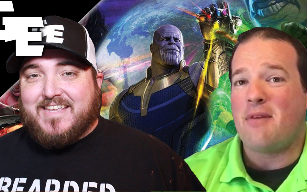 Avengers Infinity War EXPOSED as Anti-Christian Hollywood Propaganda