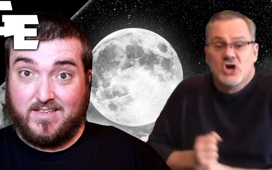 The Moon Proves Darwin and Evolution Were Wrong