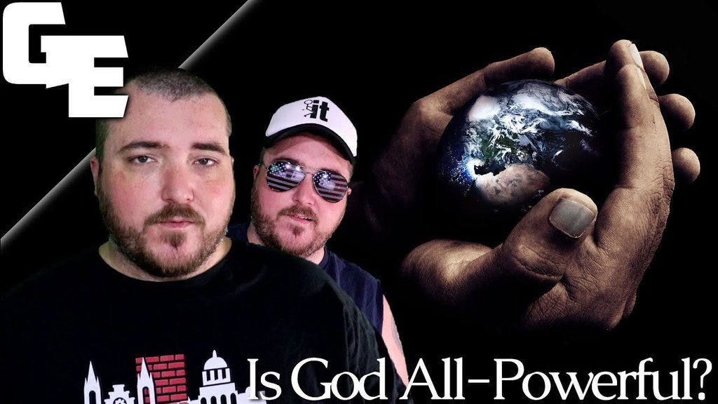 Is God All-Powerful In The Bible?