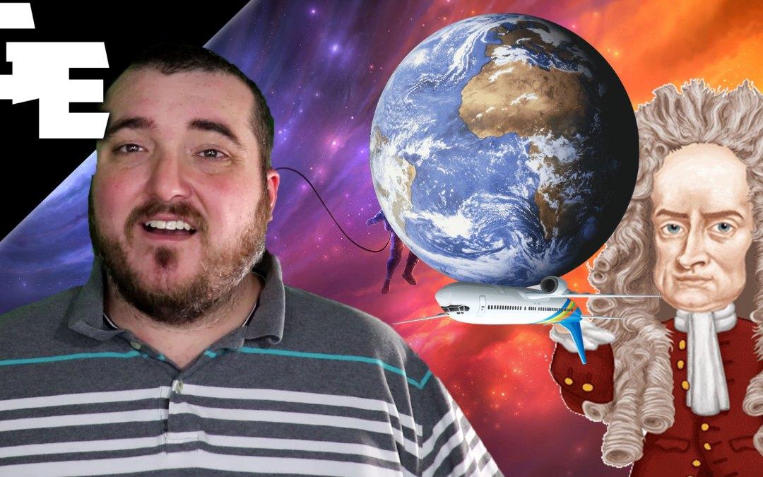 Gravity Is Fake Pseudoscientific Nonsense
